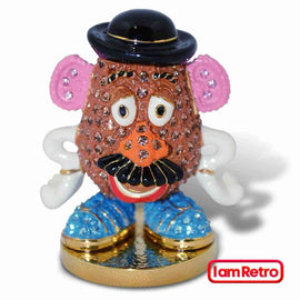 Toy Story Mr Potato Head Crystal Jeweled Figurine by Arribas Brothers x Swarovski x Disney