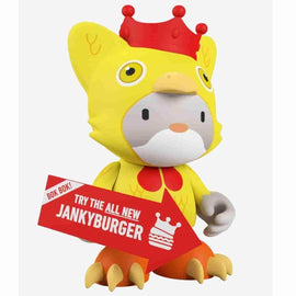 KING JANKY THE FIFTH [PRE-ORDER SHIPS DECEMBER 2019] BY SUPER PLASTIC