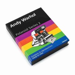 Andy Warhol Polaroid Series 2 by Andy Warhol x Kidrobot