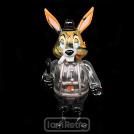 A Clockwork Carrot Lil Alex (Poison Edition) by Frank Kozik x Black Book