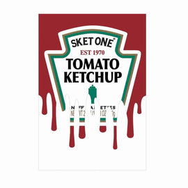 Sketchup Signed Art Print 19 x 13 by Sket-One