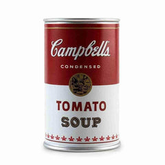 Andy Warhol Soup Can Mini Series 2 by Andy Warhol x Kidrobot Mystery Blind Can - IamRetro