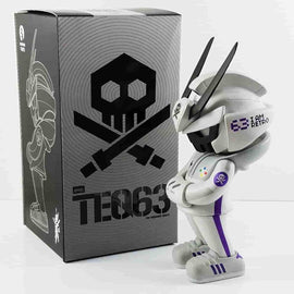 Super Retro TEQ63 by Quiccs x Martian Toys x IamRetro Exclusive Release!