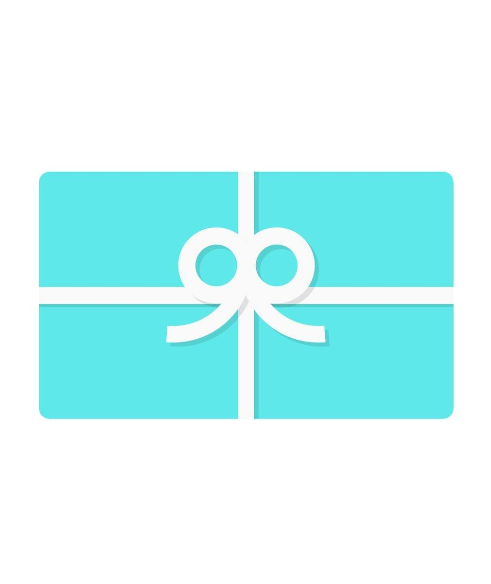 Gift Card, Other - turquoise, llc