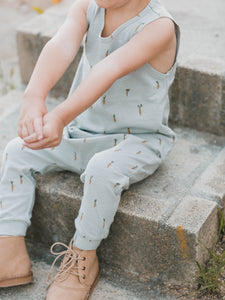 Rylee + Cru Carrots Slouch Pant