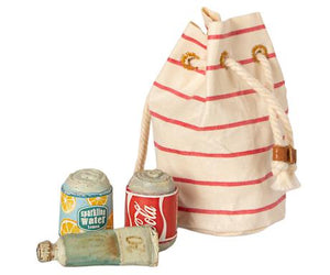 PREORDER Maileg Bag with Beach Essentials