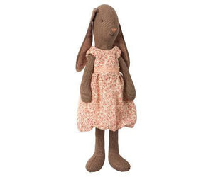 Maileg Mini Brown Bunny - Zoe, Children's Accessories - turquoise, llc