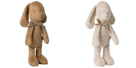 PREORDER Maileg Soft Bunny, Small - Off White or Brown