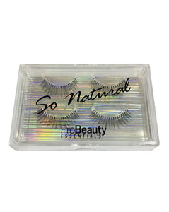 358ee21fe72 Pro Beauty Essentials So Natural Lashes – Wesley Store