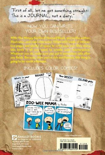 Diary Of A Wimpy Kid Do It Yourself Book Revised And Expanded Editio Wesley Store
