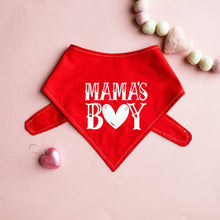Load image into Gallery viewer, Mama's Boy Cotton Bandana