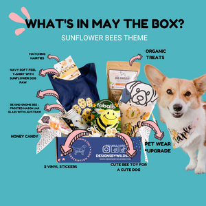 May- *UPGRADE -Love My Dog So Much Subscription Box (1 time box )