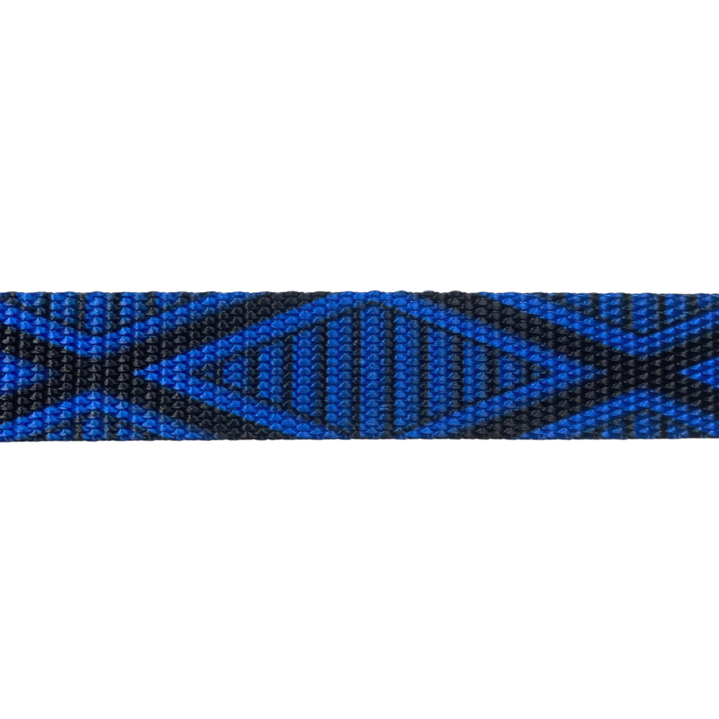 Fi Compatible Collar | Blue Tiki