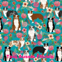 Load image into Gallery viewer, Limited Custom Dog Print Fitted Face Masks - Designs By Wildside