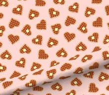 Load image into Gallery viewer, I Waffle You A Lot Cotton Bandana