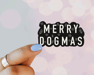 Scandi Merry Dogmas - Designs By Wildside