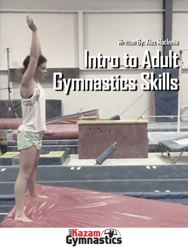 Introduction to Gymnastics Skills - AlexKAZAM Gymnastics