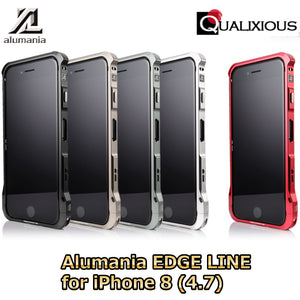 Alumania EDGE LINE for iPhone 8 Aluminium Machined