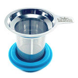 One-Cup Tea Infuser with Coaster