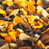 ZESTY CHOCOLATE FANTASY - ORANGE CHOCOLATE OOLONG TEA - 85 GRAMS