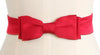 D'Amour Petite Bow Belt (Red)