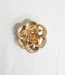 Riviera Cream Brooch