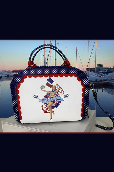 Abandon Ship Handbag