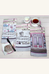 D'Amour Tea Towel