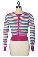 Madame Butterfly O Neck Cardigan