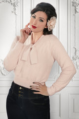 D'Amour Minx Sweater (Pink)