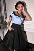 Eternity Full Skirt (Black)
