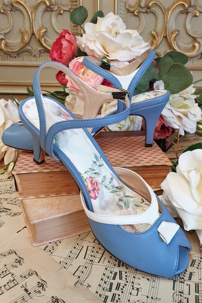 In The Meadow Shoe (Blue)