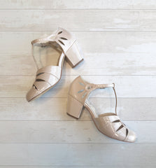 Jazz Shoe (Nude)