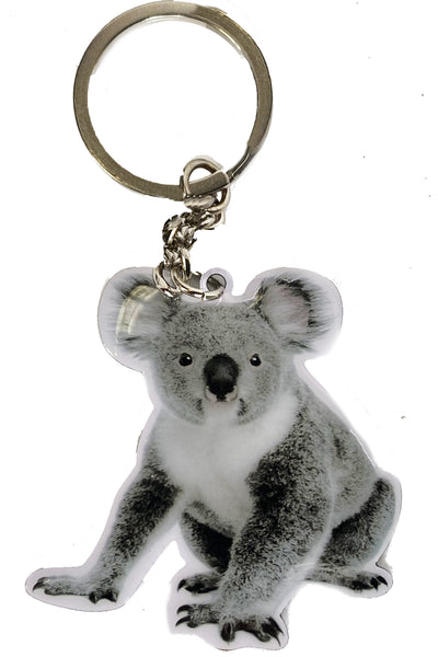 The Lucky Country Koala Keyring