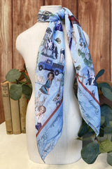 The Lucky Country Scarf