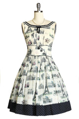 La Parisienne Day Dress