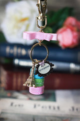 D'Amour Luxury Eiffel Tower Keyring