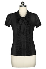 Liberte Blouse (Black)