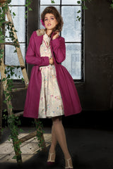 Madame Butterfly Coat
