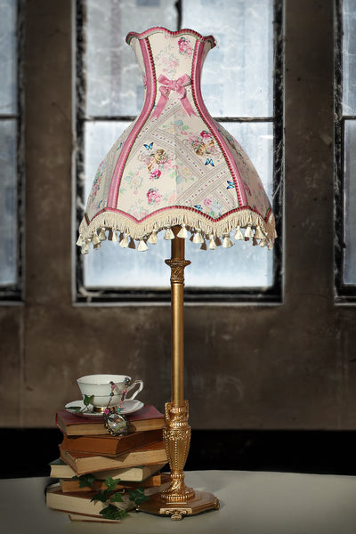 Madame Butterfly Lamp