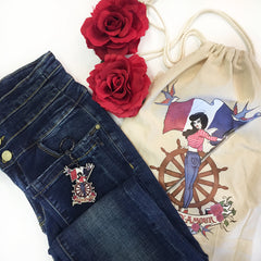 D'Amour Denim Memphis Jean
