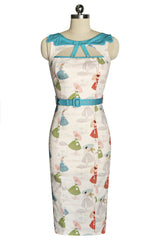 My Giddy Aunt Wiggle Dress