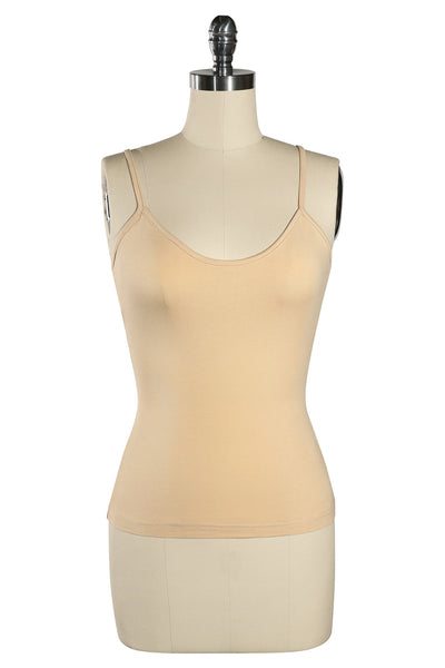 My Little Teapot Top Camisole (Nude)