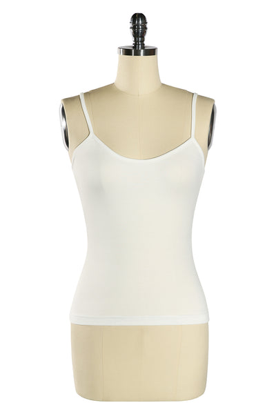 My Little Teapot Top Camisole (Ivory)