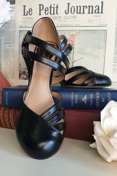 Broadway Shoe (Black)