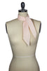 D'Amour Sheer Scarf (Cream)