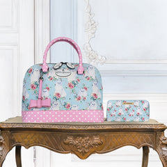 Petals and Persians Handbag