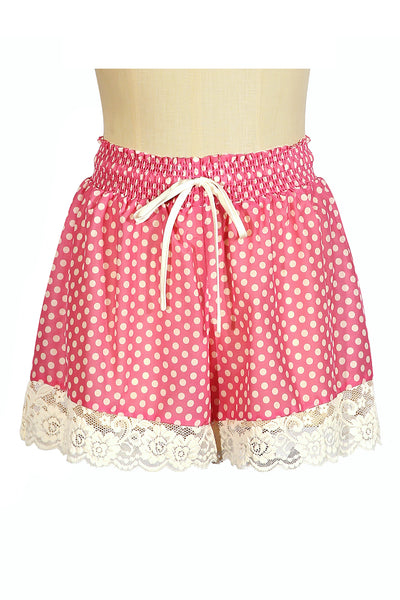 Petals and Persians Polka Dot Kitty Knickers