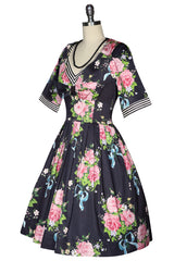 Ribbons And Roses Dress