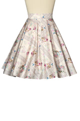 Madame Butterfly Full Skirt